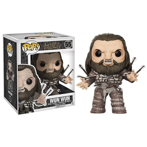 Game of Thrones POP! - Wun Wun Super Sized
