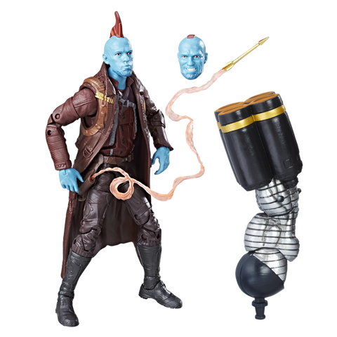 Guardians of the Galaxy Marvel Legends Wave 1 - Yondu