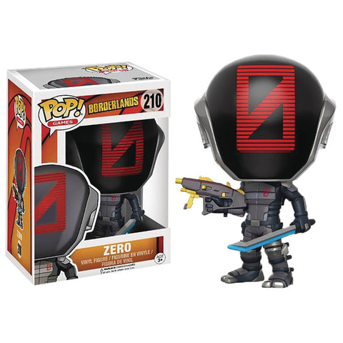 Borderlands POP! - Zero