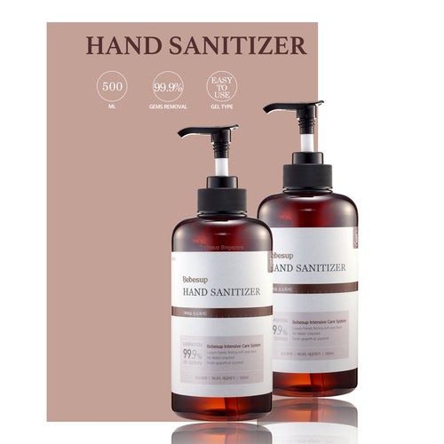 Bebesup Hand Sanitizer 500ml x 2