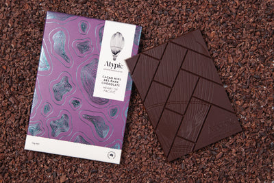 City Chocolates - Artisan Vegan Dark Chocolate Box - City Chocolates