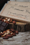 Organic Monsieur Truffe - 70% Dark with Caramel & Almonds- Dairy-Free,Vegan - City Chocolates