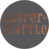 Jasper + Myrtle - 66% Blueberry Dark Chocolate Bar - City Chocolates