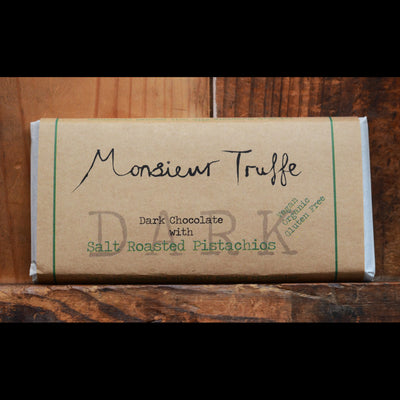 City Chocolates - Monsieur Truffe Organic and Vegan Dark Box