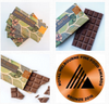 Jasper + Myrtle Macadamia & Lemon Myrtle Milk Chocolate - City Chocolates