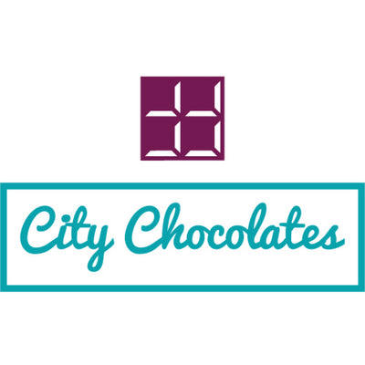 Gift for Anyone - Artisan Gianduja Milk Gift Chocolate Box - City Chocolates