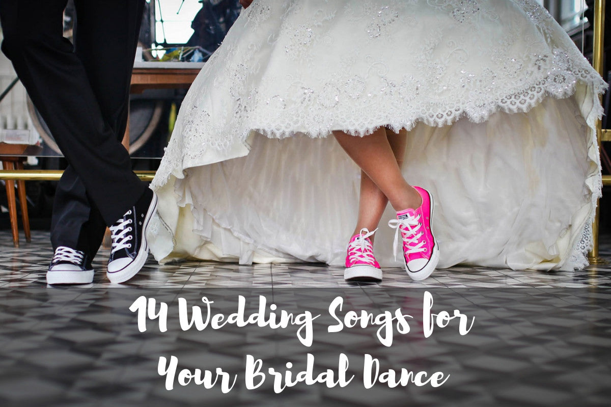 14 Wedding Songs for Your Bridal Dance