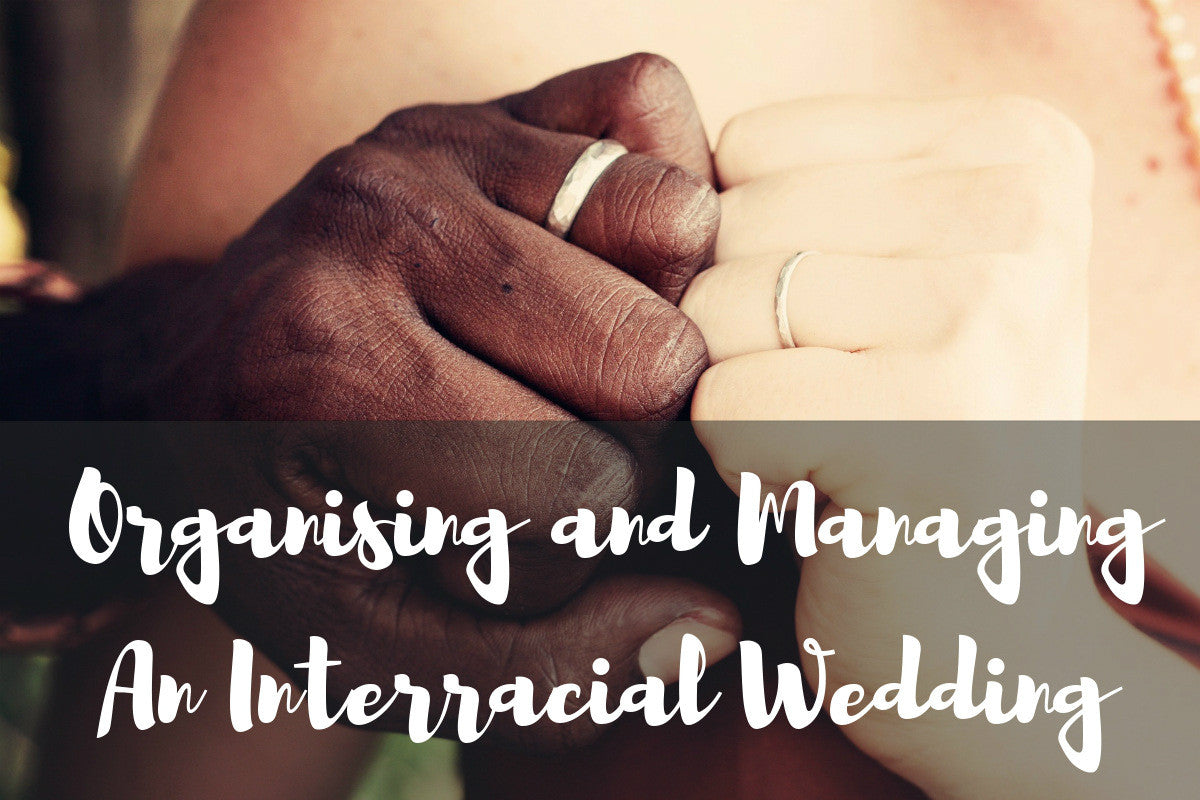 6 Tips To Manage An Interracial Wedding