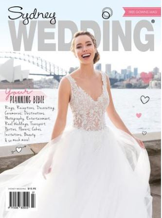 Sydney Wedding Magazine - 2018 Annual Issue