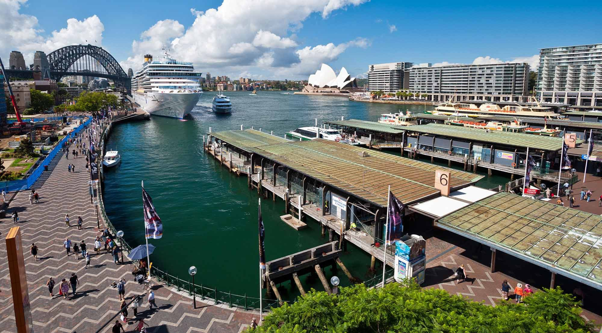 9 Location For Wedding Photos In Sydney - Circular Quay