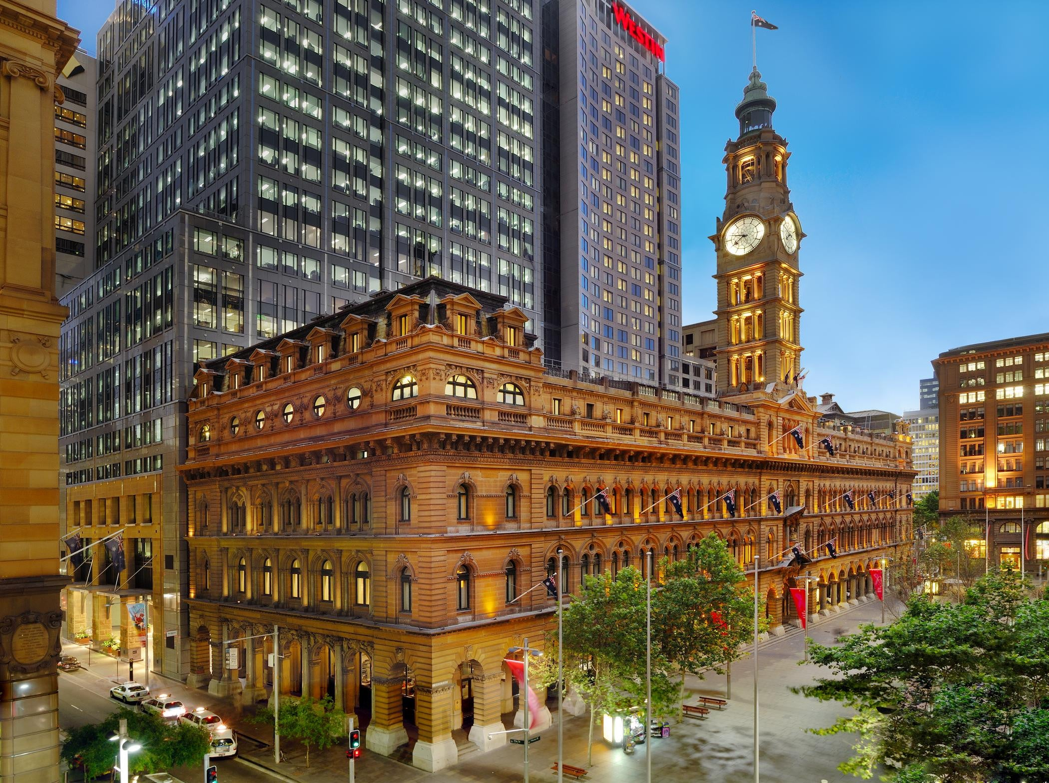 9 Location For Wedding Photos In Sydney - Martin Place