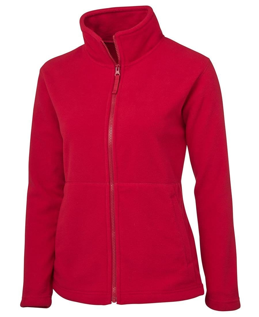 JBs Wear Ladies Full Zip Polar