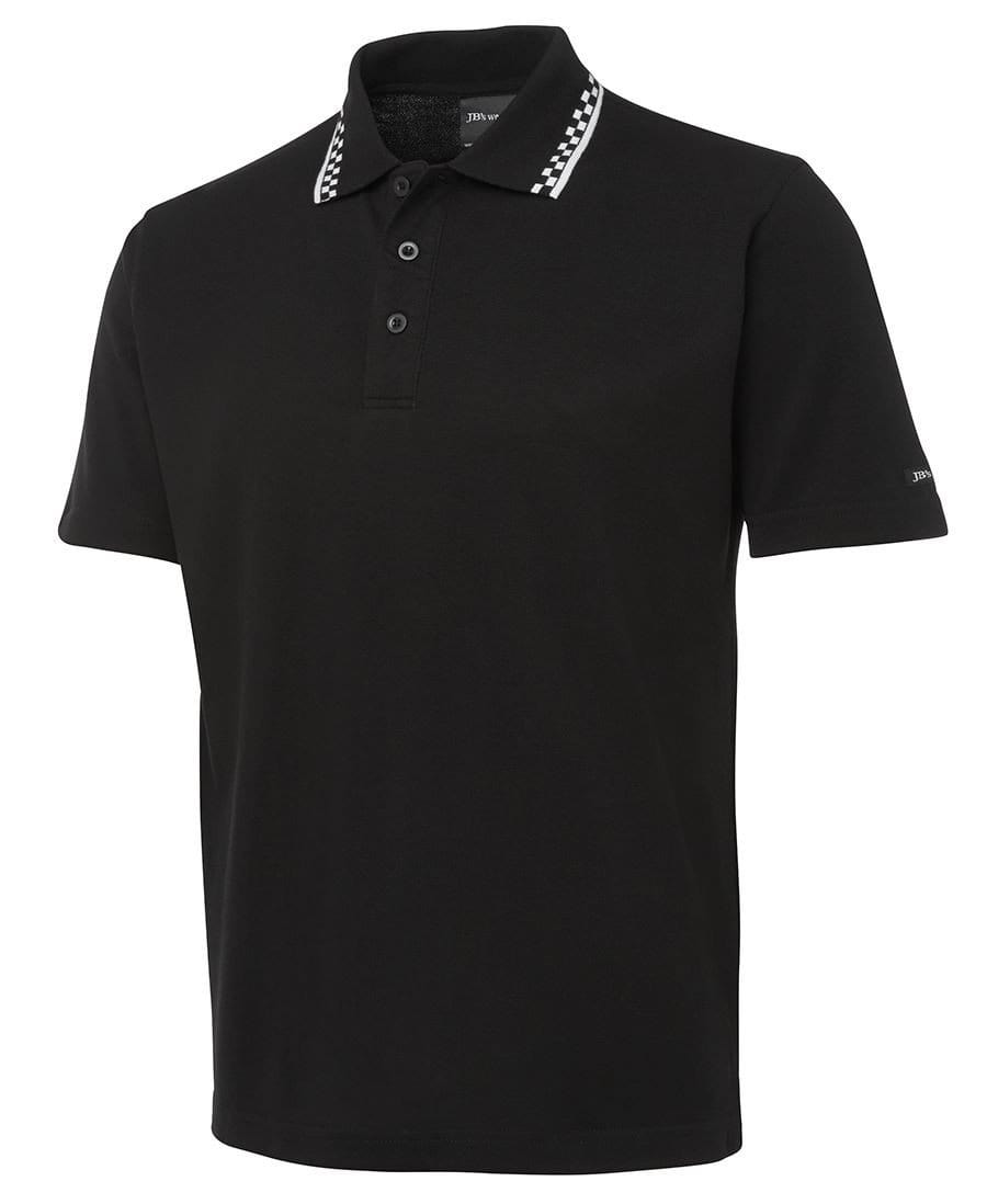 JBs Wear Mens Chef Polo 5MP