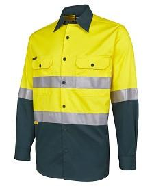 JBs Wear Hi Vis Shirt 6DNWL