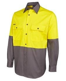 JBs Wear Hi Vis Shirt 6HWSL