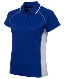 7COV1 Ladies Cover Polo