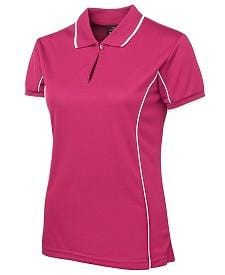 7LPI Ladies Piping Polo