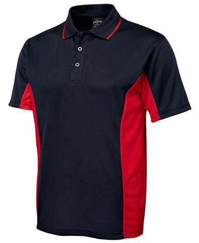 7PP Mens Contrast Polo - OZ Workwear