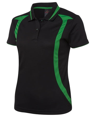 7SWP1 Ladies Swirl Polo