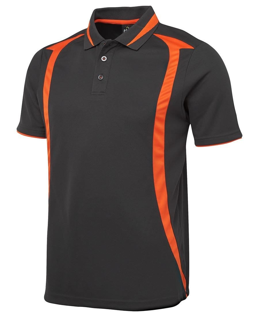 7SWP Mens Swirl Polo - OZ Workwear