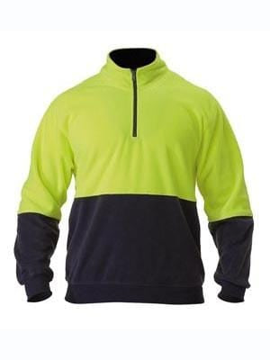 Bisley Polar Fleece Half Zip