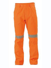 Bisley Drill Pant with Tape