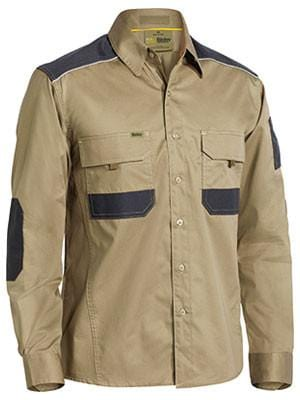 Bisley Flex and Move Long Sleeve Shirt