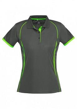 Biz Collection Ladies Razor Polo