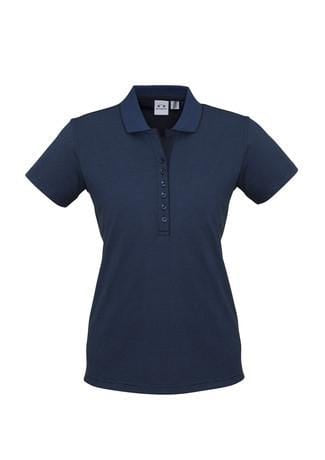 P501LS Ladies Shadow Polo - OZ Workwear