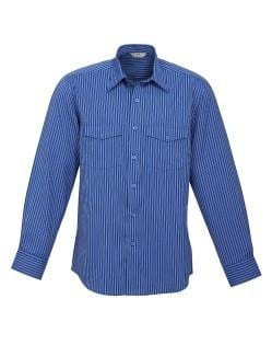 Biz Collection Mens Cuban Shirt