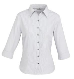 Biz Collection Ladies 3/4 Signature Shirt