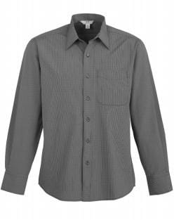 Biz Collection Mens Signature Long Sleeve Shirt