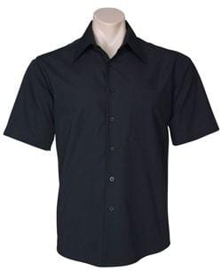 Biz Collection Mens Short Sleeve Metro