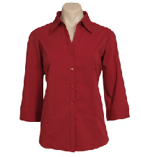 Biz Collection Ladies Metro Short Sleeve Shirt