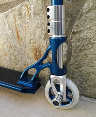 DIS310 Blue Devil Complete Custom Pro Scooter