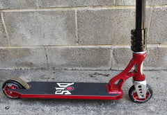 DIS Red Devil Custom Pro Complete Scooter