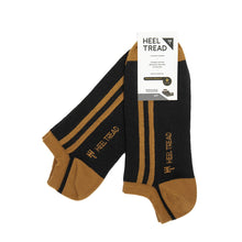 Heel Tread 97T Ankle Socks