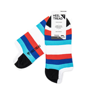 Heel Tread E30 Ankle Socks