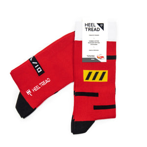 Heel Tread MINI Socks