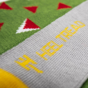 Heel Tread Stratos Socks