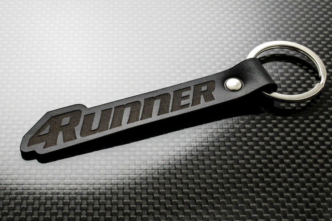 Leather Keychain for Toyota 4Runner