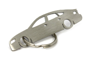 Audi A5 8T Sportback Silhouette Keychain