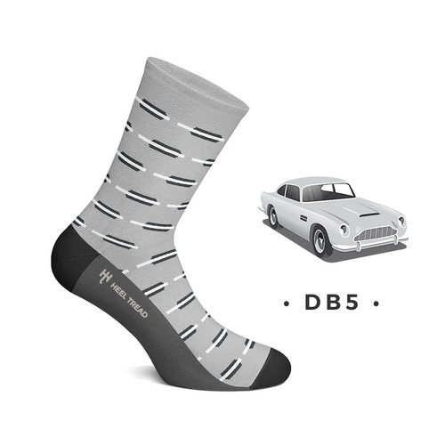 Heel Tread DB5 Socks