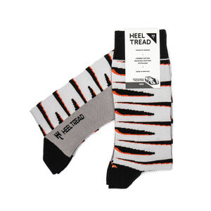 Heel Tread One Socks