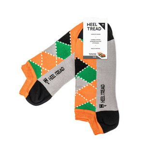 Heel Tread 787B Ankle Socks