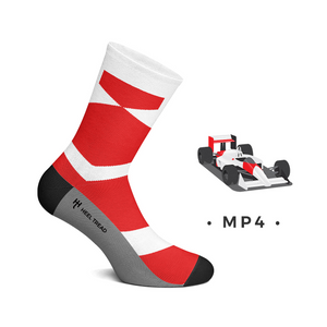 Heel Tread MP4 Socks