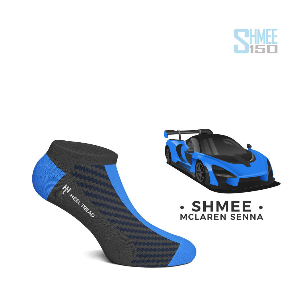 Heel Tread Shmee Senna Ankle Socks