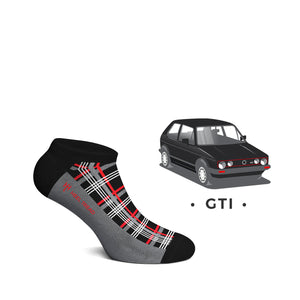 Heel Tread GTI Ankle Socks