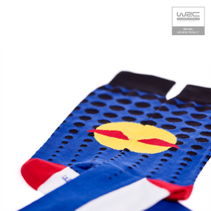 Heel Tread Socks - WRC Official Team Livery Pack