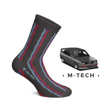 Heel Tread M-Tech Socks